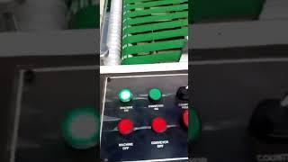 VELOSS 1200S Multi Purpose Side Seal Machine