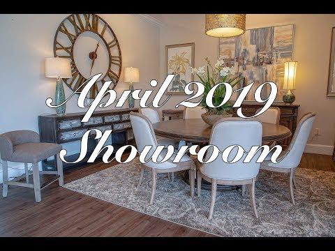 April 2019 Showroom