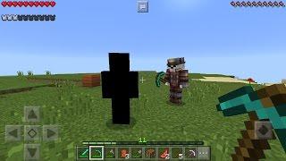 O THE MINER ATACOU O NULL NA MINHA FRENTE !!! JOGANDO NA SEED AMALDIÇOADA #9 (Minecraft PE)