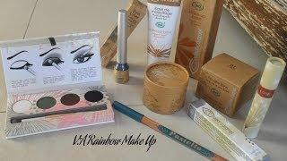 Review prodotti BIO Neve Cosmetics,Colour Caramel etc Thumbnail