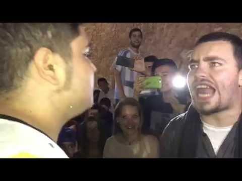 Mister Ego vs J Pive - (BATALLÓN) - Ron Battle   Octavos
