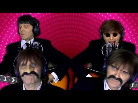 The Beatles  -  I'll Be Back