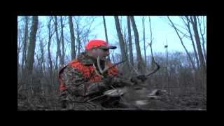 Eric Nelsons Amazing Running Deer Shot