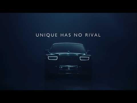 Unique has no rival. Rolls-Royce Phantom.
