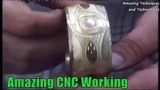 The Magic Automatic Osmanli Makina 6 Axis CNC