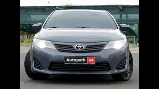 АВТОПАРК Toyota Camry 2012 года (код товара 22007)