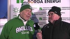 Akilles päävalmentaja Antti Parviainen ja mietteet ennen peliä