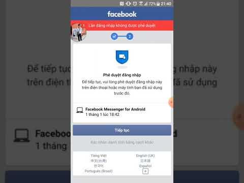 Hướng dẫn cách xác minh danh tính trên Facebook 2021