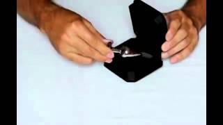 Анальная Пробка Butt Plug Silver Small Diamond