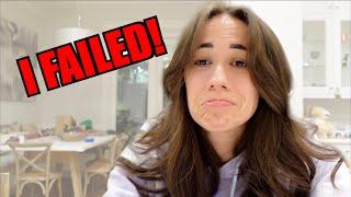 I FAILED MY HEARING TEST! :(
