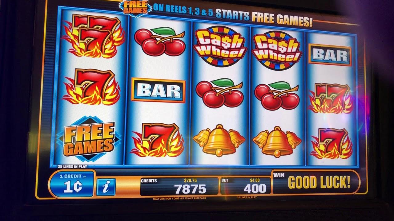 Cash Wheel Quick Hit