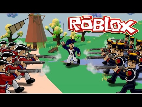 Roblox | BRITISH EMPIRE VS FRENCH EMPIRE! (Roblox Napoleon Wars)