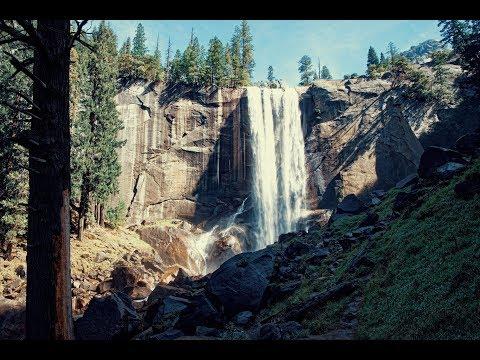 Yosemite and Kings Canyon NP - Sony A6500 + Zhiyun crane