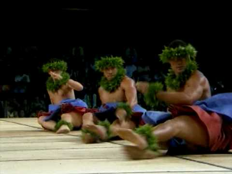 Reviving The Lost And Powerful Art Of Men's Hula