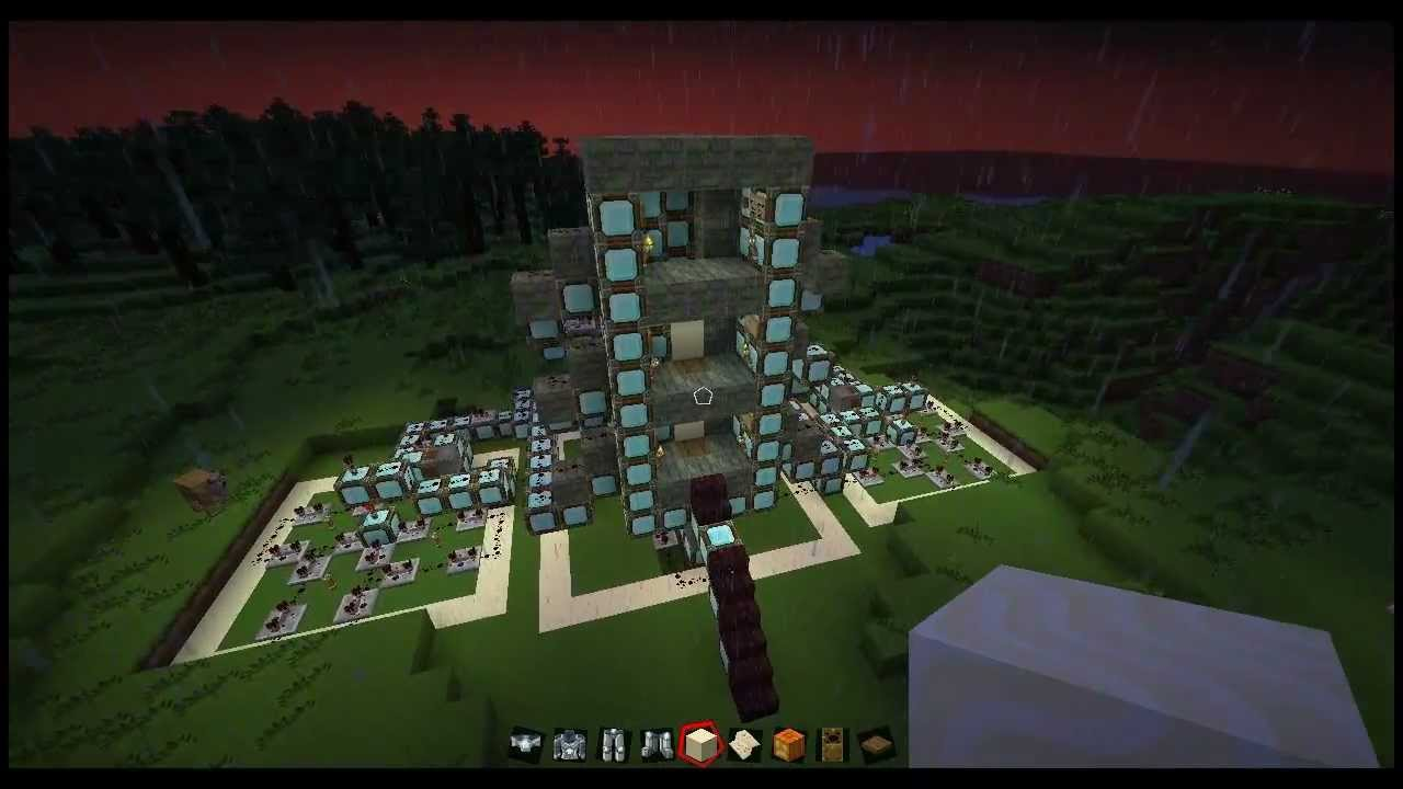 Minecraft Creative Tips Tricks: Minecraft Reloaded, Elevators, Water