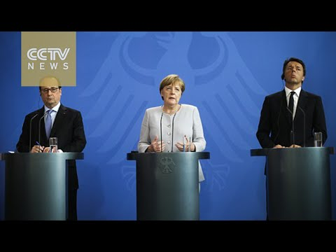 EU leaders plan for 'future chapter' after Brexit