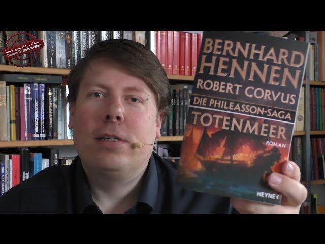Der Prolog von TOTENMEER - Phileasson Saga 6 - Bernhard Hennen/Robert Corvus - Fantasy