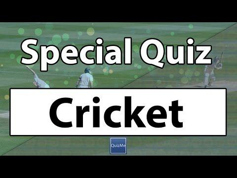 Cricket Quiz   QuizMe