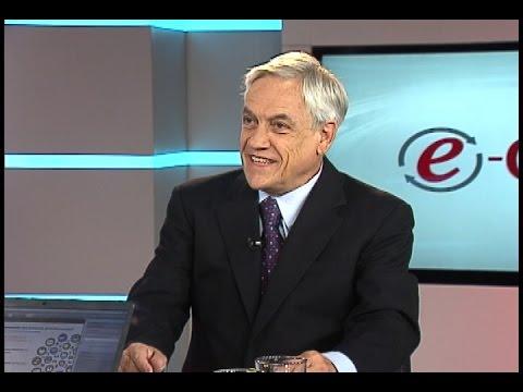 E-Chile: Sebastián Piñera y la tecnología