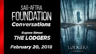 Conversations with  Eugene Simon of THE LODGERS