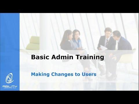 AgilityCG Tech Tip: Basic Avaya IP Office Web Manager Admin Training