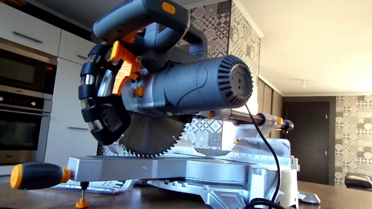 Présentation De La Scie à Onglet Radiale 1 800 W Titan Vidéo Non Sponsorisée