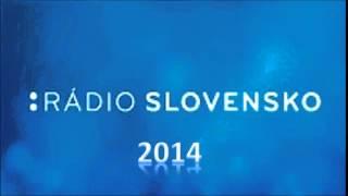 rádio Slovensko 2014