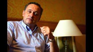 Entrevista con Álvaro Delgado, futuro secretario de Presidencia.