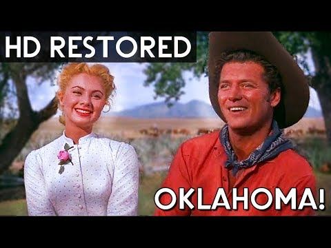 Oklahoma! - The Surrey with the Fringe on Top (1955)