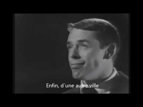 Jacques Brel - Ces gens-là    -Paroles-