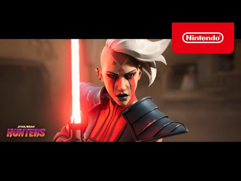 Star Wars: Hunters - Welcome to the Arena | Cinematic Trailer - Nintendo Switch