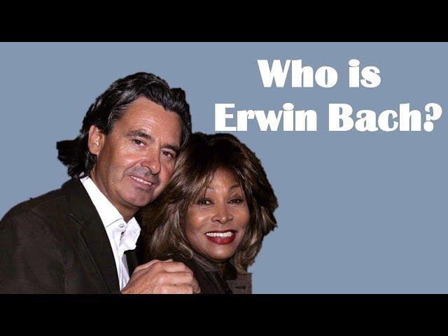 Erwin Bach\: Tina Turner's Love Story