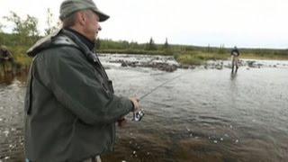 Диалоги о рыбалке. Кольский полуостров. Часть 3(Диалоги о рыбалке. Все выпуски на канале: http://www.youtube.com/playlist?list=PLIAY-wnj76djWgk6jvqWaZ2--1UIugEdU Герои программы