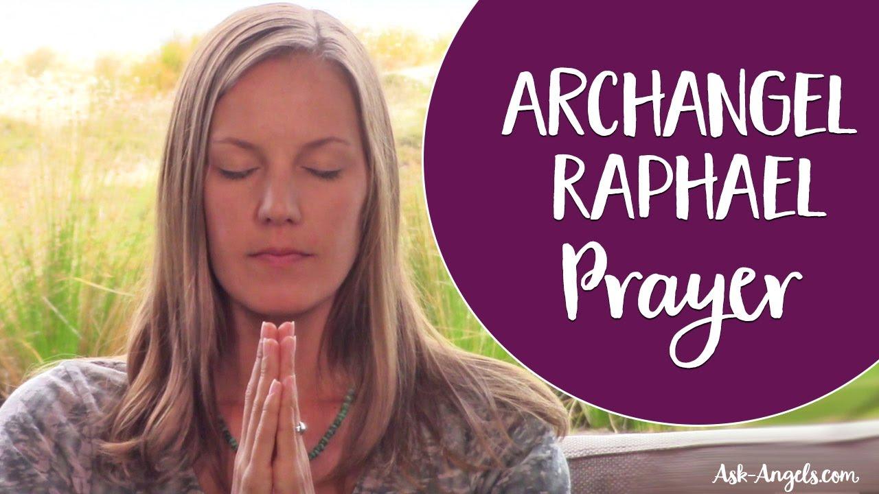 St raphael prayer for singles