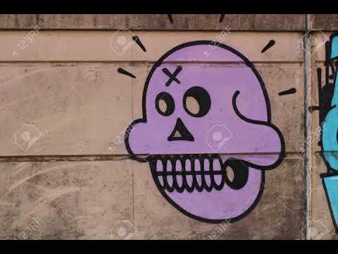 stock photo of graffiti