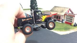 Greenlight HD Trucks and Tomica LV, Kyosho