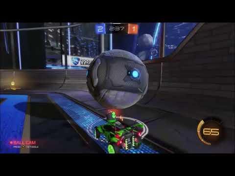 Rocket League Goin Crazy!!!!!