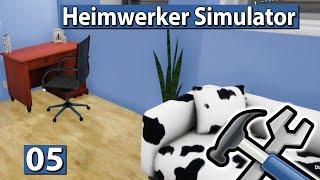 HEIMWERKER SIMULATOR 🛠 Haus Verkauf erfolgreich? ► #5 House Flipper Beta deutsch german
