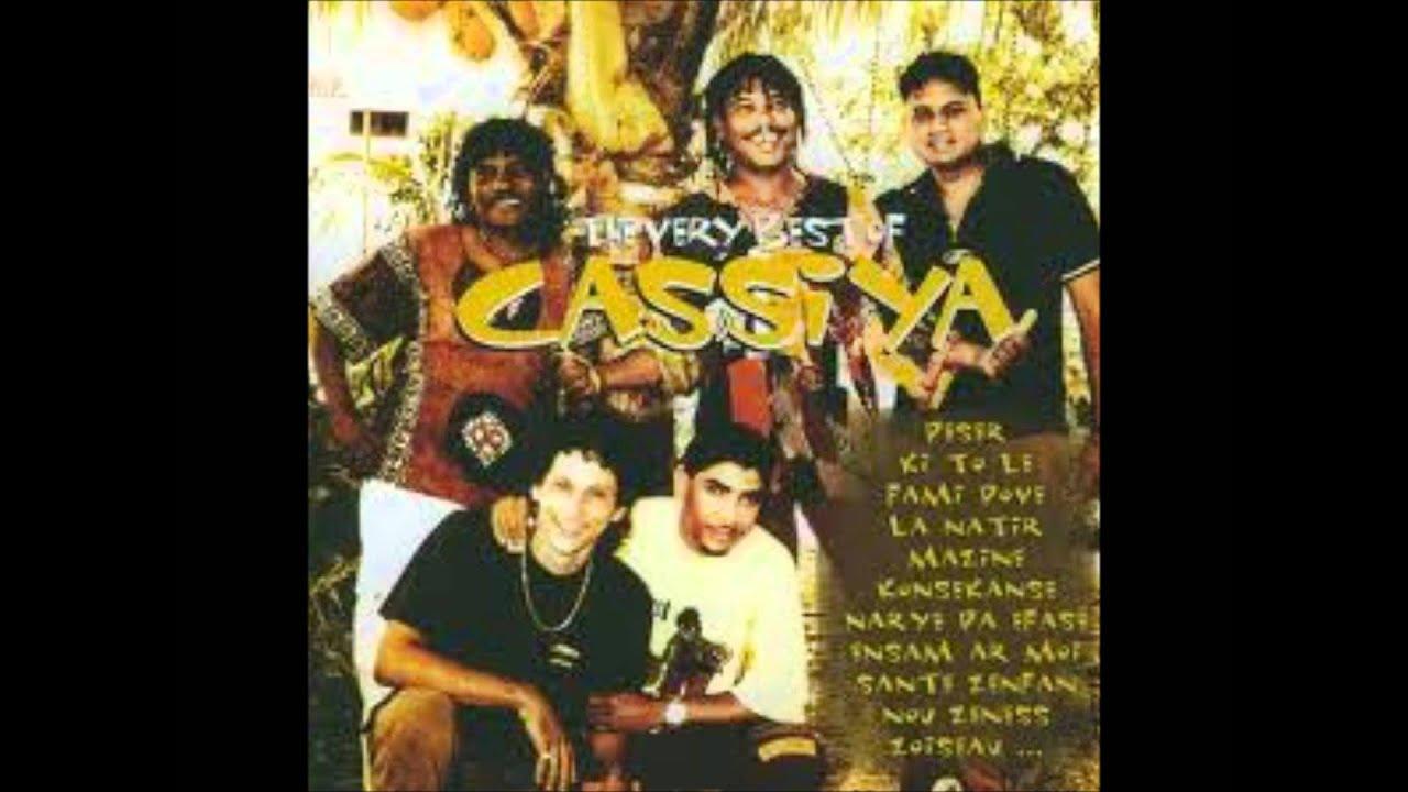 Cassiya - Reve Nou Ancetres