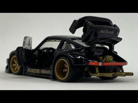 Hot Wheels 2020 RLC RWB Porsche 930 Akira NAKAI Rauh-Welt Begriff IN HAND