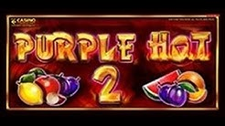 Purple Hot 2 - Slot Machine - 25 Lines