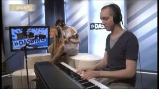 Jennifer Rostock unplugged bei DASDING.tv (Ich kann nicht mehr & Mein Mikrofon)
