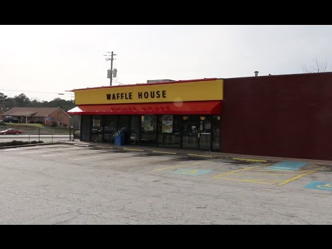 Have you eaten at the Waffle House in Covington Georgia???