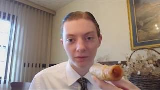Trying out Taco Bell's Rolled Chicken Tacos