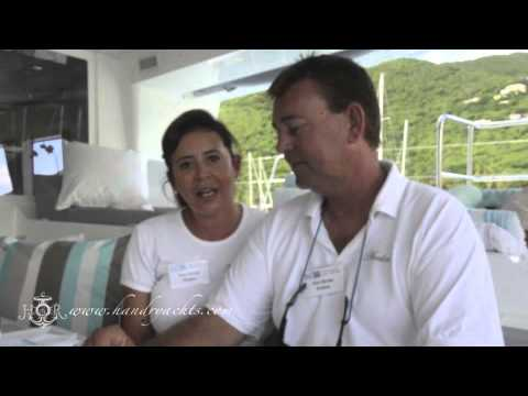 Charter Yacht Avalon. Crew Interview