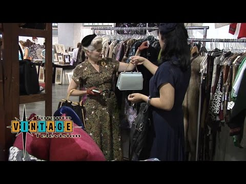 TV/TV Episode 10 - The Toronto Vintage Clothing Show & Toronto Antique and Vintage Market
