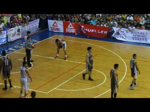 2017 PBA All-Star Games: Mindanao All-Star vs. Gilas Pilipinas Q3