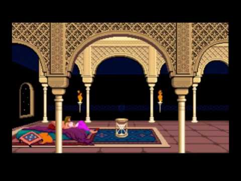 Prince of persia -Jordan Mechner -Nothings else matters