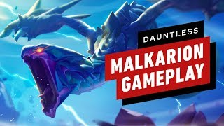 5 Minutes of Dauntless - Malkarion Gameplay