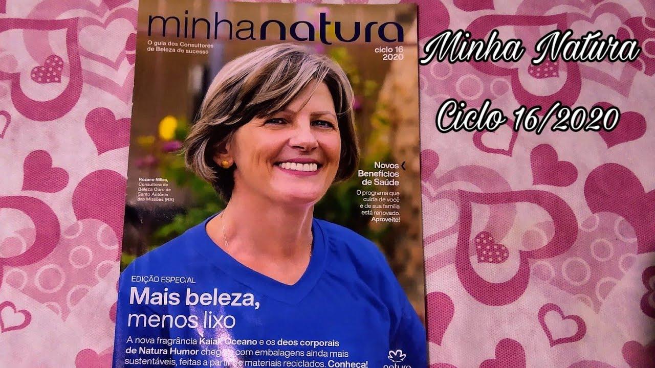 Revista Minha Natura Ciclo 16/2020